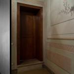 Camera matrimoniale, prima - dopo l'intervento