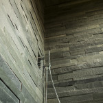 Shower room, detail