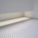 Mezzanine, flooring, detail