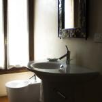 Bath, detail