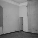 Room looking over Via del Santo, internal prospective view
