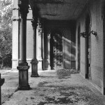 Portico d'ingresso