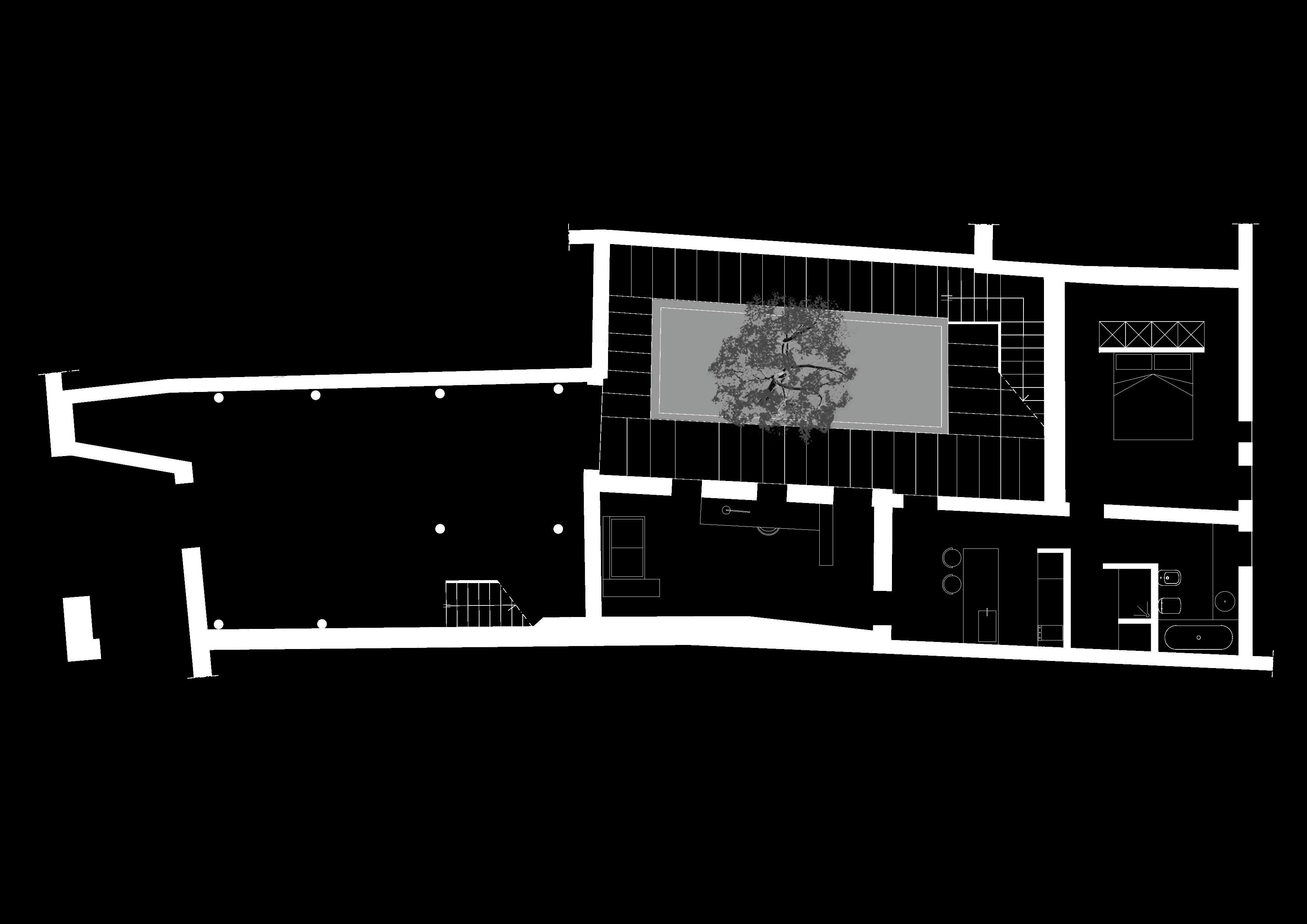 Ripristino conservativo di edificio residenziale for Software di piano terra residenziale