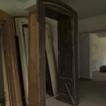 Imbotte e cornice delle porte interne