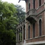 Prospetto est dopo il restauro