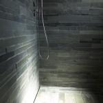 Piatto doccia, particolare