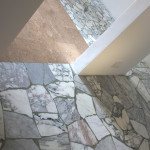 Details of floors, after restoration