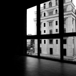 View toward Piazza Insurrezione